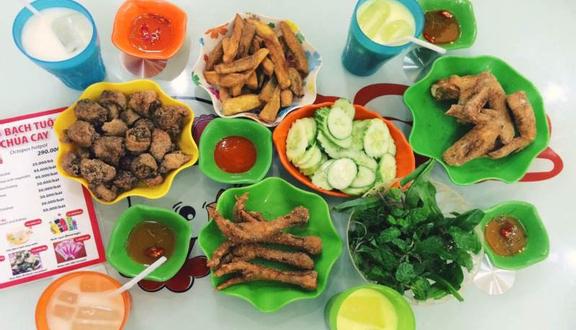 Tú Gà - Chân Gà Rang Muối - Hàng Thùng ở Quận Hoàn Kiếm, Hà Nội | Foody.vn
