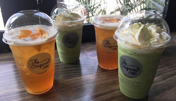 The Original Coffee - Nguyễn Thái Sơn