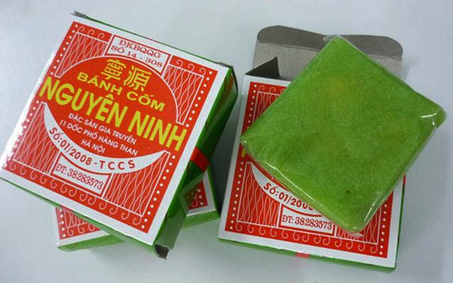 Bánh Cốm Nguyên Ninh - Hàng Than