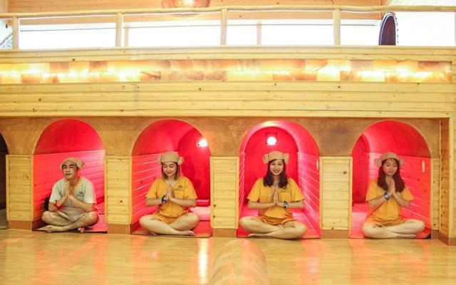 Golden Lotus Spa Massage Club - Thái Văn Lung