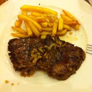 Beefsteak còn nguyên :3