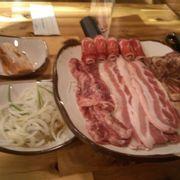 Bò Mỹ+Sườn+Thăn cuốn