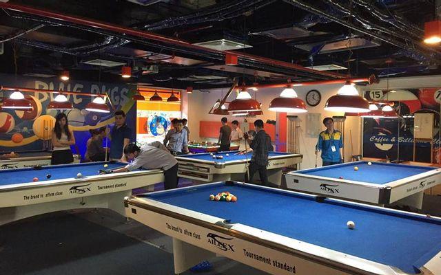 Blue Bugs Coffee and Billiards Club
