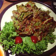 Salat rau cay