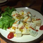 Salat hoa quả 89k
