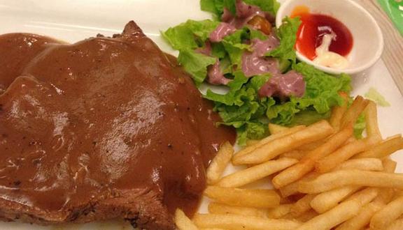Beefsteak Titi - Trần Cao Vân