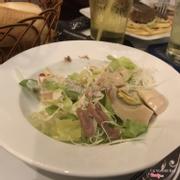 Dĩa salad khủng khiếp