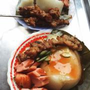 Bánh giò thịt xiên - Đông Các - Hà Nội