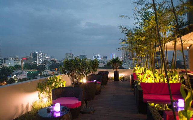 Chào Bar - Rooftop Restaurant & Bar