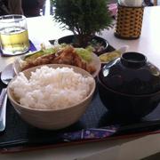 Set cơm trưa gà rán kiểu Nhật
