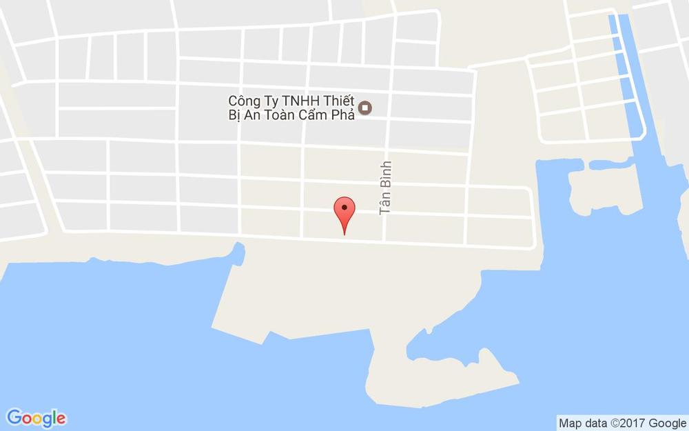 Vị trí bản đồ Tổ 4 Khu Diễm Thủy, Cẩm Bình Tp. Cẩm Phả Quảng Ninh