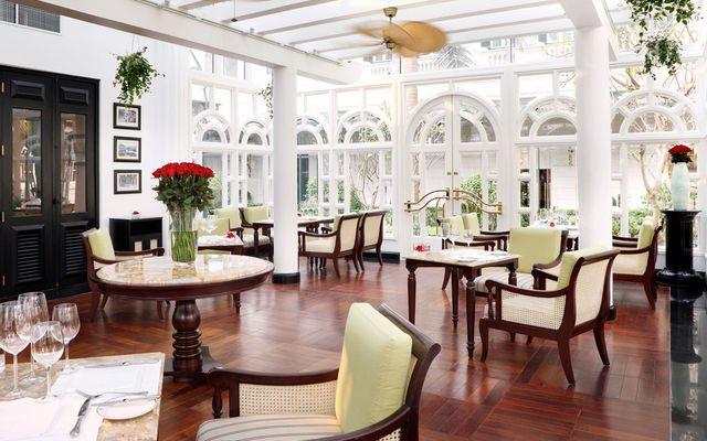 Spices Garden - Sofitel Legend Metropole Hanoi