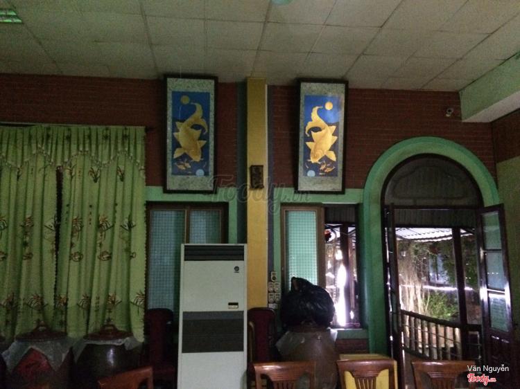 Hải Đăng - Nhà Hàng Nổi ở Bắc Giang