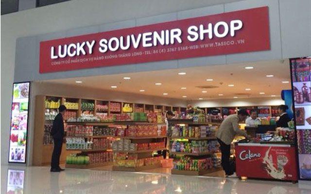Lucky Souvenir Shop
