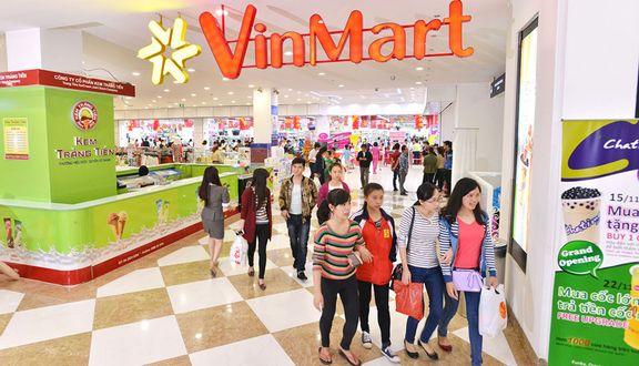 VinMart - Nơ Trang Long
