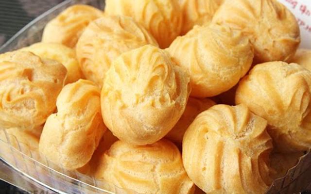 Choux À La Creme Ngọc Huệ - Bánh Su Kem