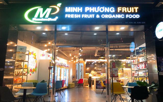 Minh Phương Fruit - Trái Cây Nhập Khẩu & Thực Phẩm Hữu Cơ