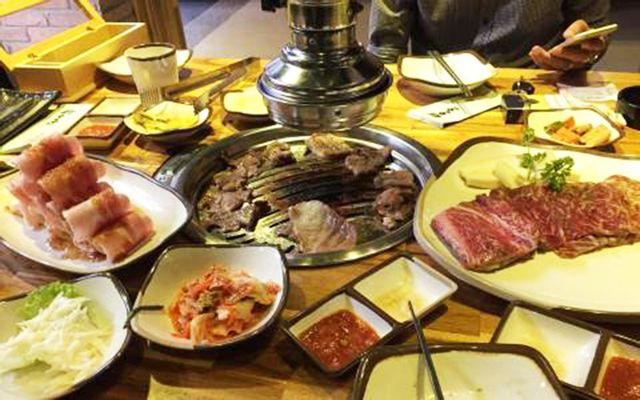 GoGi House - Quán Nướng Hàn Quốc - Satra Phạm Hùng