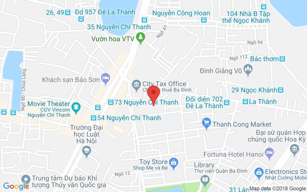 Vị trí bản đồ Ki Ốt 1 Big C, 3 Lê Trọng Tấn Quận Thanh Xuân Hà Nội