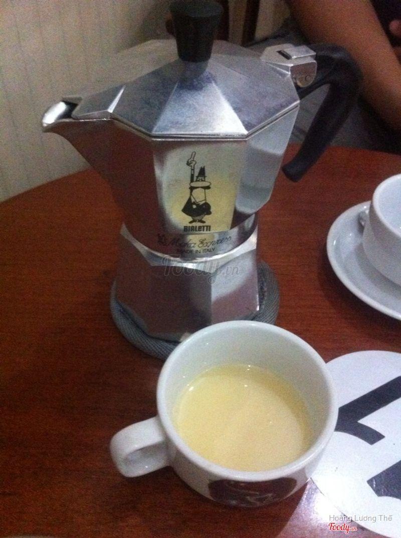 Cafe ấm ^^