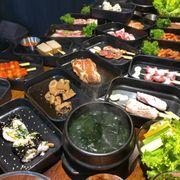 Buffet thịt nướng Meat & Meet