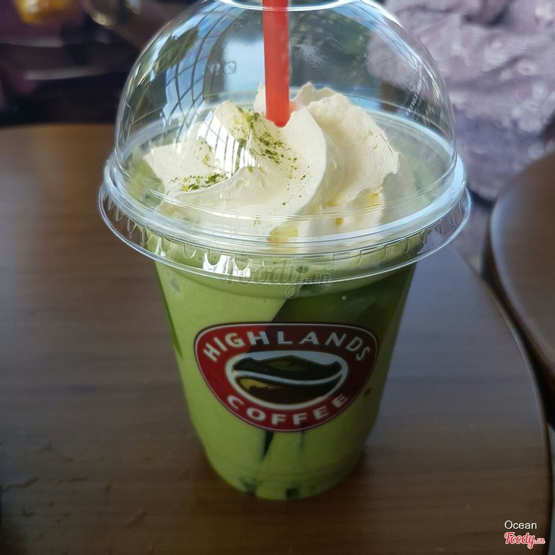 Matcha Freeze Jelly