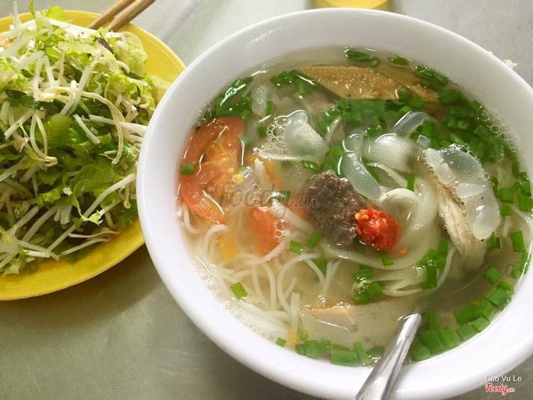 Bánh Canh & Bún Cá Sứa ở Khánh Hoà