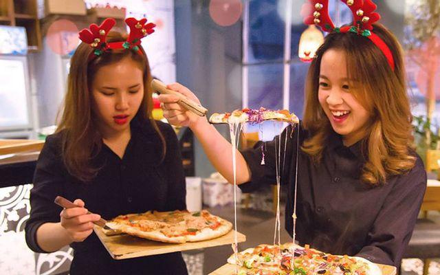 Nhà Hàng Vuông Pizza - Ẩm Thực Ý