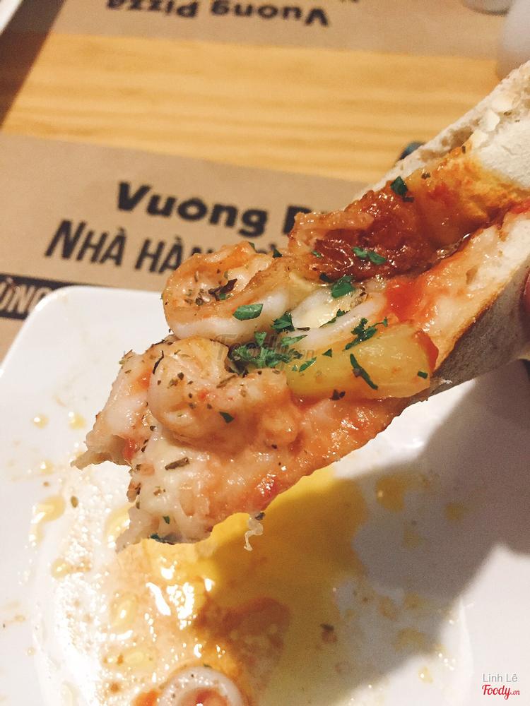 Nhà Hàng Vuông Pizza - Ẩm Thực Ý ở Khánh Hoà