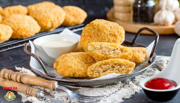 Bánh Gà Thần Thánh - 158 Hồng Mai