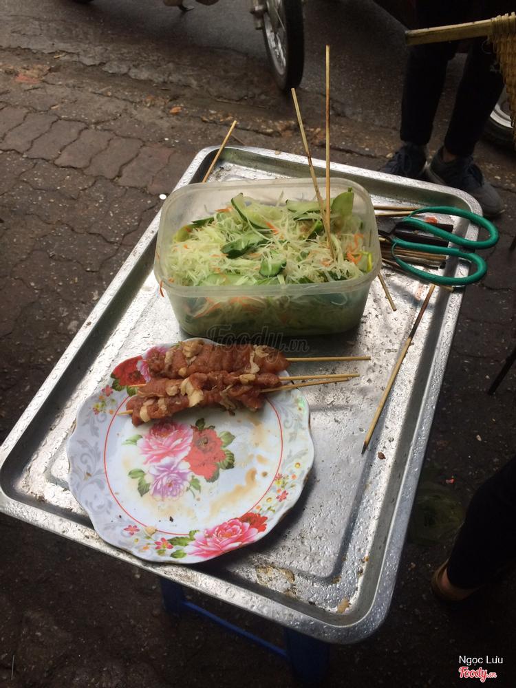 Thịt Xiên Nướng - Nguyễn Quý Đức ở Hà Nội