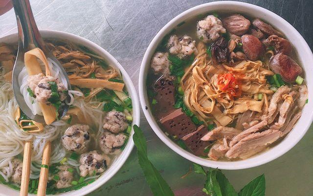 Loan Béo - Bún & Miến Ngan - Bùi Ngọc Dương