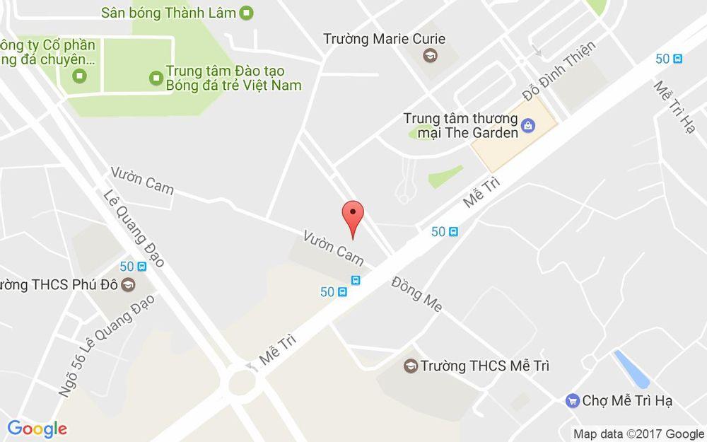 Vị trí bản đồ Tầng Hầm B1, Tòa Golden Palace, Mễ Trì Quận Nam Từ Liêm Hà Nội