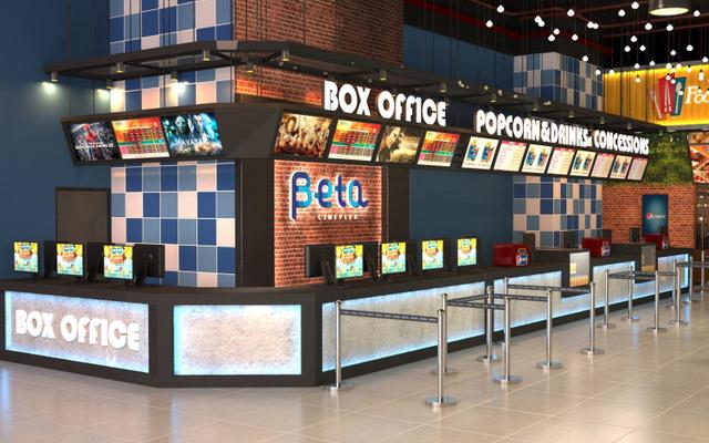 Rạp Chiếu Phim Beta Cineplex Mễ Trì