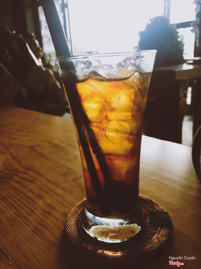 Peach tea siêu ngon