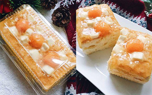 Sisters Kitchen - Bánh Bông Lan Trứng Muối - Shop Online