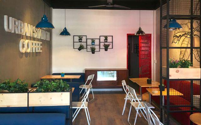 Urban Station Coffee Takeaway - 183 Hậu Giang