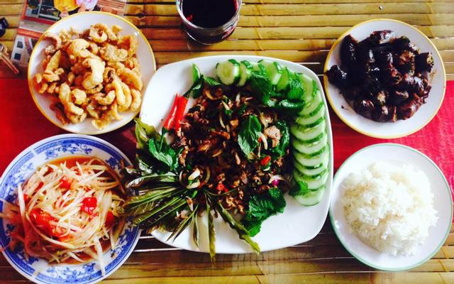 Anna - Ẩm Thực Lào