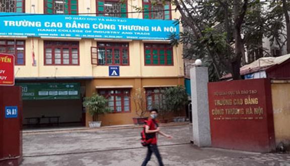 Trường Cao Đẳng Công Thương Hà Nội