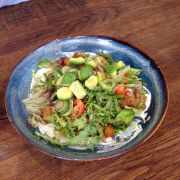 East West Chopped Salad - 120k