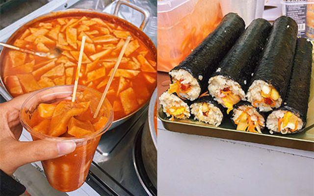 Bánh Gạo Cay & Kimbap - Xuân Thủy