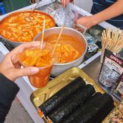 Bánh Gạo & Kimbap