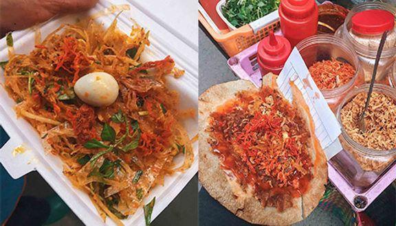 Bánh Tráng Nướng & Trộn Sài Gòn - Xuân Thủy