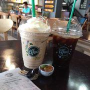 Cappuchino & espresso