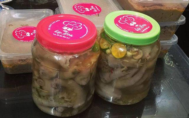 Bếp Cô Hòa - Pate Gan & Chân Gà Ngâm Dấm