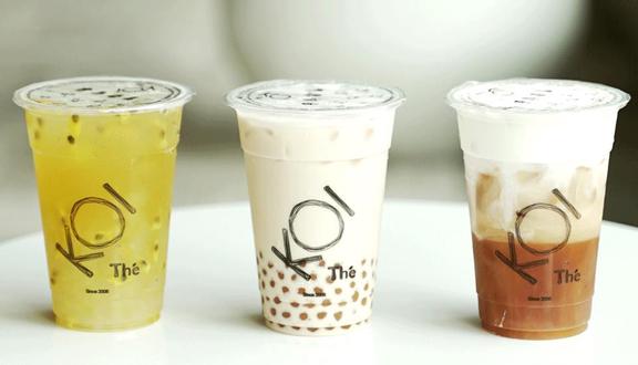 KOI Thé Cafe - Lotte Mart Nam Sài Gòn