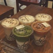 1️⃣Bubble Milk Tea 2️⃣Bubble Green Milk Tea 3️⃣Bubble Honey Green Milk Tea 4️⃣Bubble Black Tea Latte 5️⃣Bubble Matcha Latte
