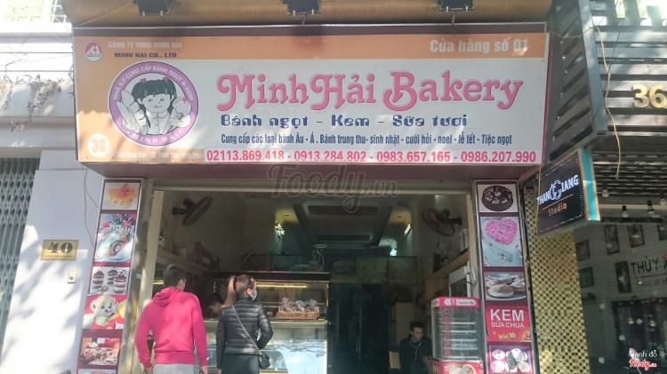 Minh Hải Bakery ở Vĩnh Phúc