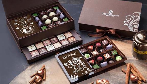 D'art Chocolate - Trần Phú