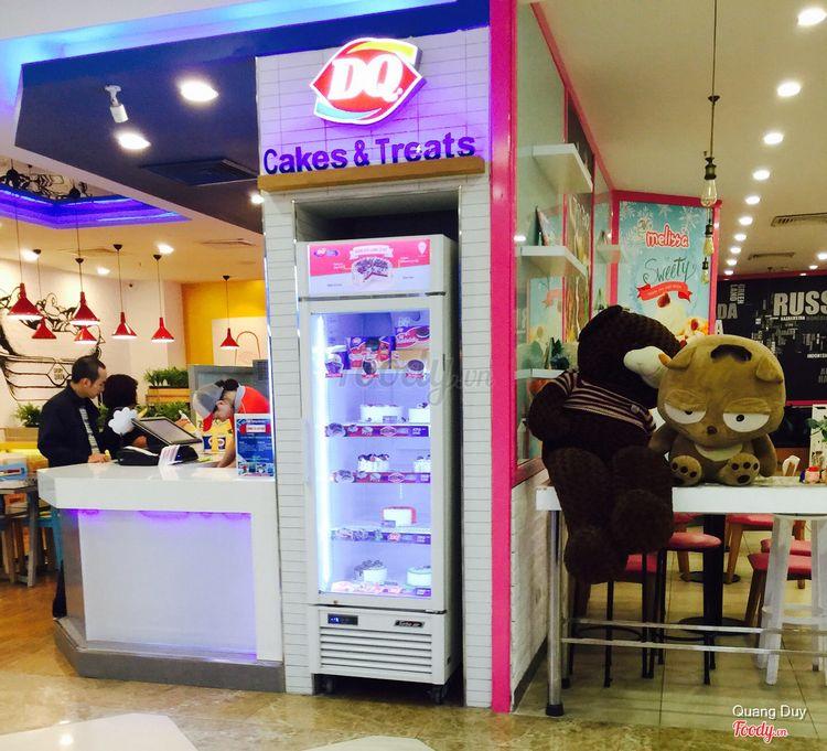 Dairy Queen - Royal City ở Hà Nội